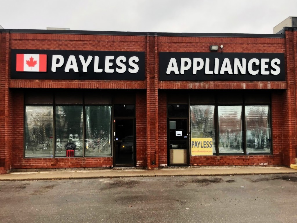 Payless Appliances | home goods store | 4000 Steeles Ave W Unit 7-8, Woodbridge, ON L4L 4V9, Canada | 9058569000 OR +1 905-856-9000