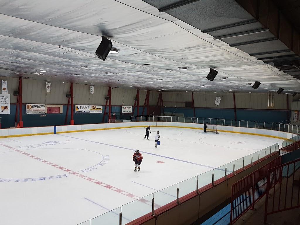 Duberger Arena | stadium | 3050 Boulevard Central, Québec, QC G1P, Canada | 4186416260 OR +1 418-641-6260
