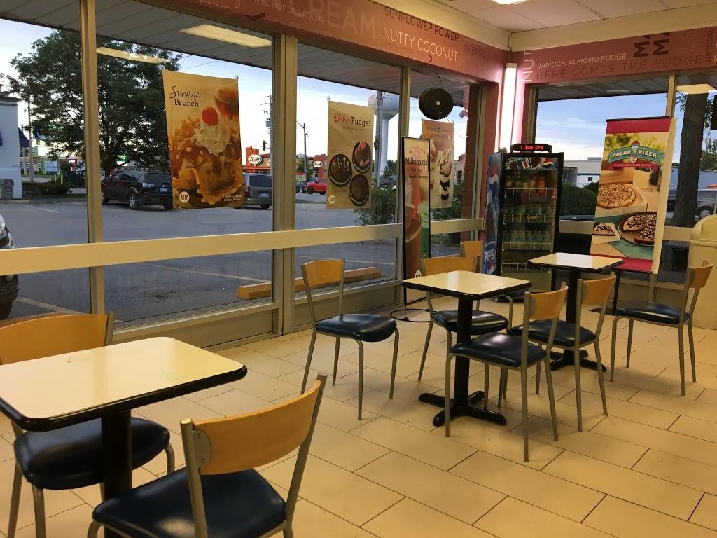 Baskin Robbins | cafe | 53 King George Rd, Brantford, ON N3R 5K2, Canada | 5197591464 OR +1 519-759-1464