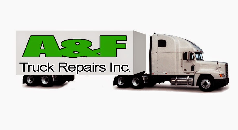 A & F Truck Repairs Inc | car repair | 2-1295 Shawson Dr, Mississauga, ON L4W 1C4, Canada | 9056960898 OR +1 905-696-0898