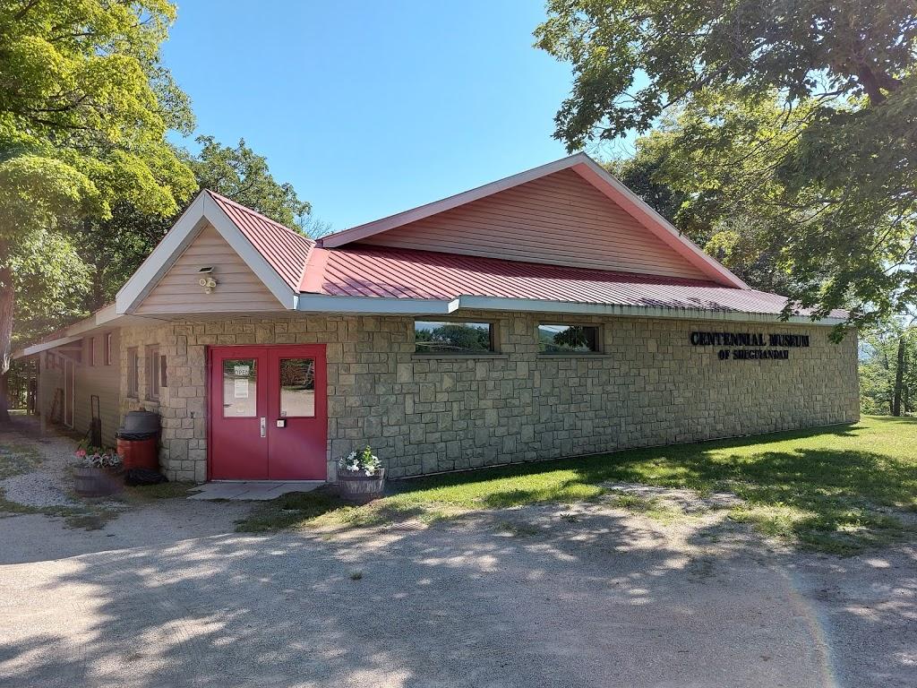 Centennial Museum Sheguiandah | museum | Island, Sheguiandah, ON P0P 2J0, Canada | 7053682367 OR +1 705-368-2367