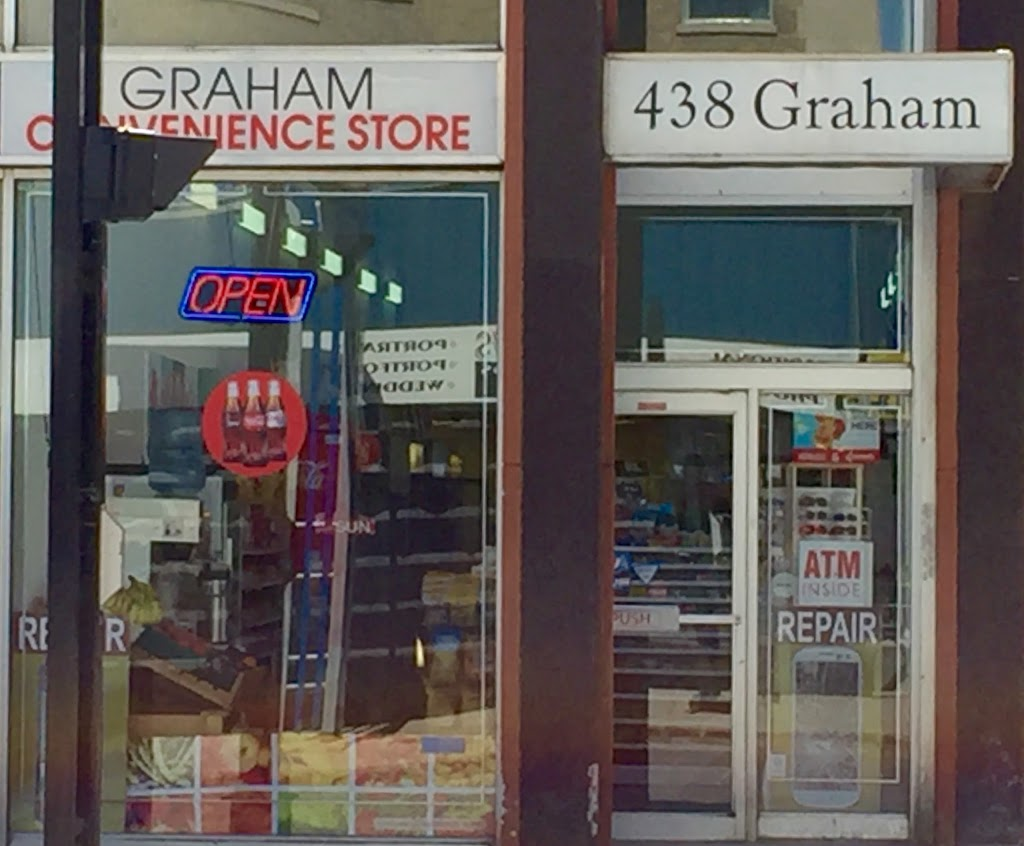 Graham Convenience Store | convenience store | 438 Graham Ave, Winnipeg, MB R3C 0L8, Canada | 2044140559 OR +1 204-414-0559