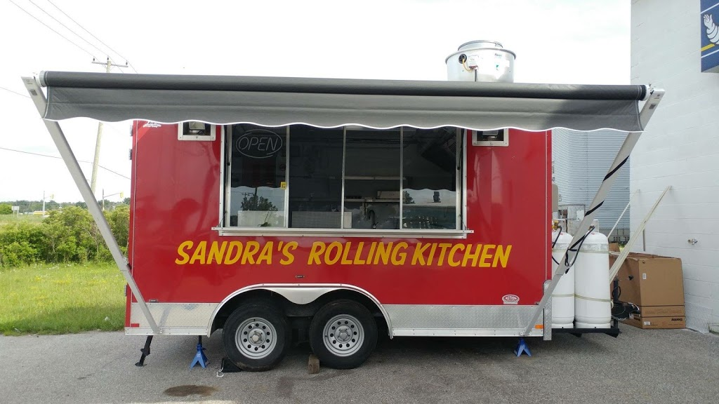 Sandras rolling kitchen | restaurant | 1437 Plank Rd, Sarnia, ON N7T 7H3, Canada | 2268861755 OR +1 226-886-1755