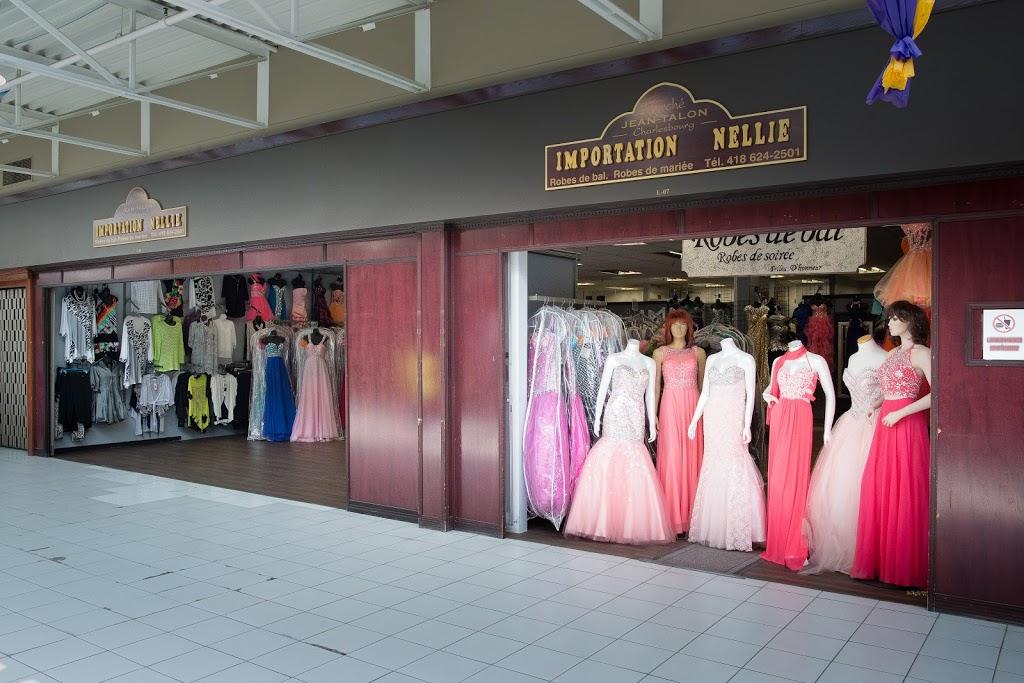 Importation Nellie | clothing store | 1750 Rue du Périgord, Québec, QC G1G 5X3, Canada | 4186242501 OR +1 418-624-2501