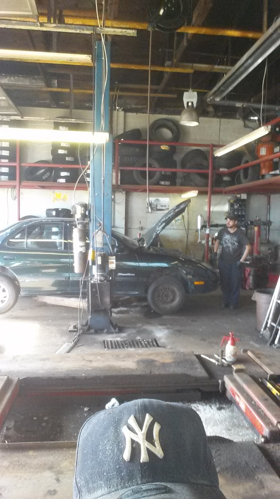 Jk Tire And Auto   car repair   898 Kingston Rd, Pickering, ON L1V 1A8, Canada   9058311365 OR +1 905-831-1365