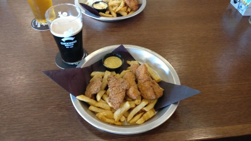 Clocktower Brew Pub   restaurant   2010 Trim Rd, Orléans, ON K4A 0G4, Canada   6134247733 OR +1 613-424-7733