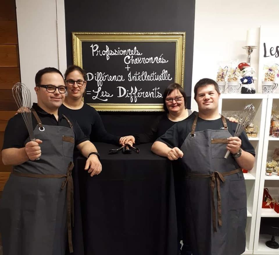 Les Cuisiniers Différents | point of interest | 4200 Ch. de la Savane, Saint-Hubert, QC J3Y 9G4, Canada | 5149121389 OR +1 514-912-1389