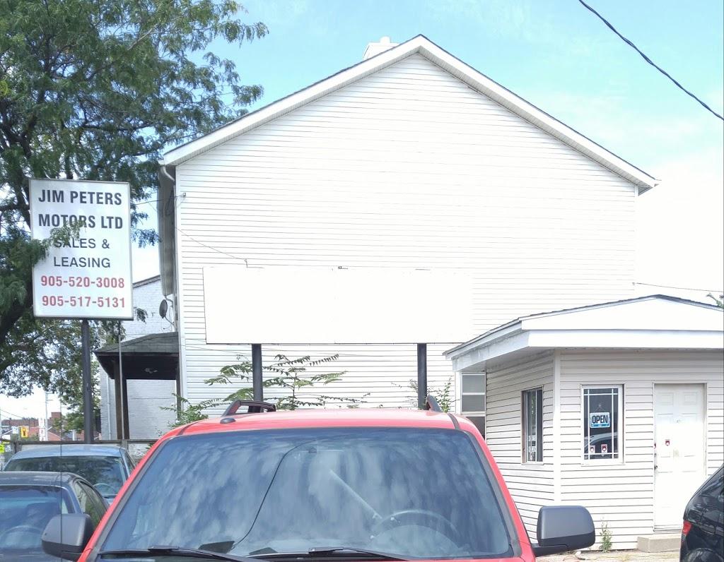 Jim Peters Motors Ltd. | car dealer | 201 Cannon St E, Hamilton, ON L8L 0A2, Canada | 9055203008 OR +1 905-520-3008