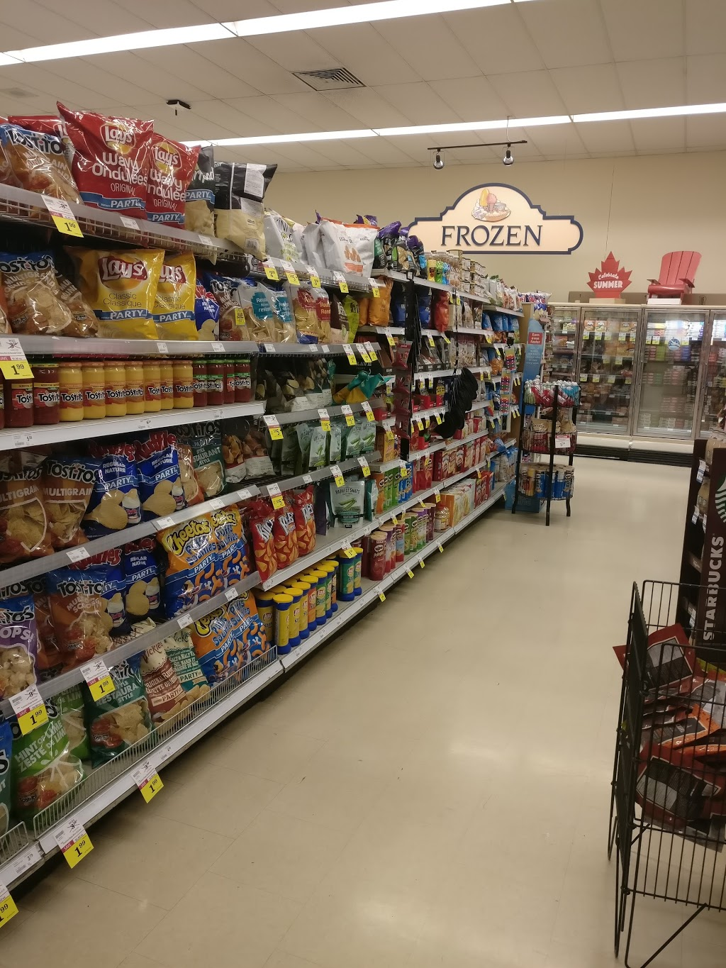 Foodland - Ingersoll | store | 72 Charles St W, Ingersoll, ON N5C 2L6, Canada | 5194851430 OR +1 519-485-1430