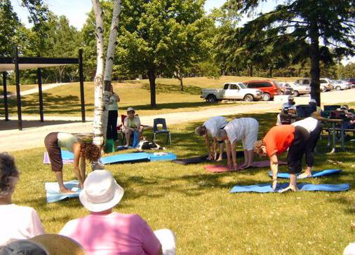 Aware Yoga   gym   279 Henry Rd, Stirling, ON K0K 3E0, Canada   6133954977 OR +1 613-395-4977