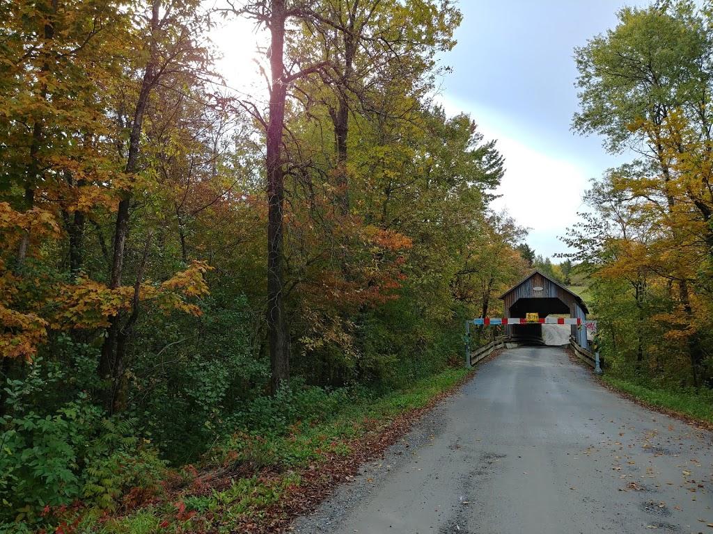 Pont couvert dEustis | museum | Chemin Astbury, Waterville, QC J0B 3H0, Canada