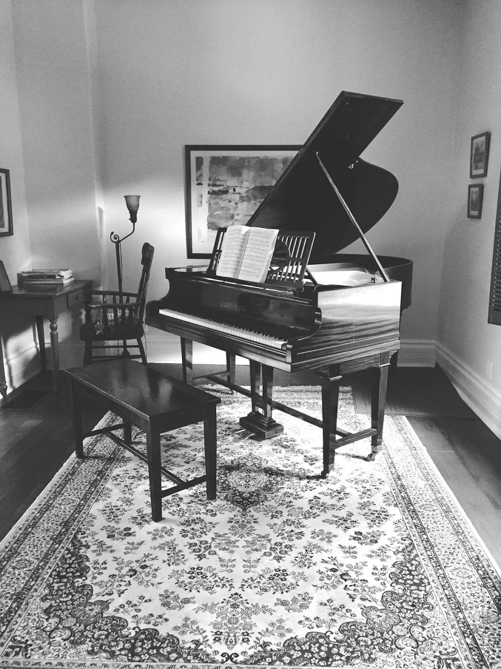 Eric Greenwood Piano Studio | electronics store | 254 Arthur St N, Guelph, ON N1E 4V8, Canada | 5197314301 OR +1 519-731-4301