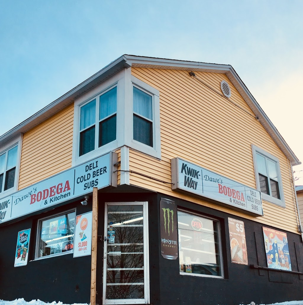 Dawes Bodega & Kitchen | convenience store | 31 Malta St, St. Johns, NL A1C 4T1, Canada | 7097227022 OR +1 709-722-7022