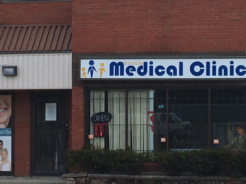 Erindale Medical Clinic | doctor | 1100 Dundas St W, Mississauga, ON L5C 0A2, Canada | 9059970888 OR +1 905-997-0888
