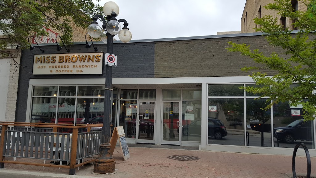 Miss Browns | cafe | 288 William Ave, Winnipeg, MB R3B 0R1, Canada | 2046151161 OR +1 204-615-1161