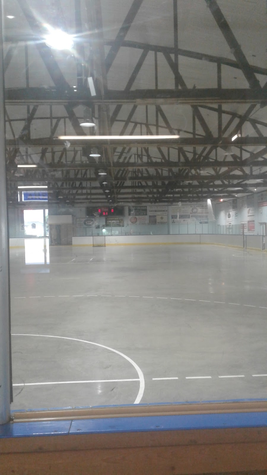 Centennial Arena | point of interest | 1565 Four Mile Creek Rd, Virgil, ON L0S 1T0, Canada | 9054684261 OR +1 905-468-4261
