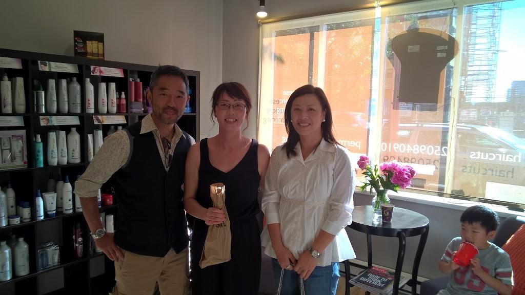 Tango Salon | hair care | 1619 Store St #101, Victoria, BC V8W 3K3, Canada | 2509840910 OR +1 250-984-0910