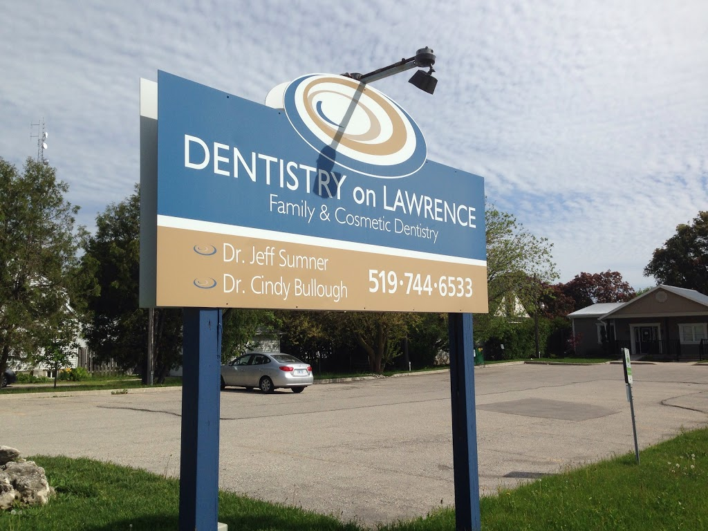 Dentistry on Lawrence | dentist | 232 Lawrence Ave, Kitchener, ON N2M 1Y4, Canada | 5197446533 OR +1 519-744-6533