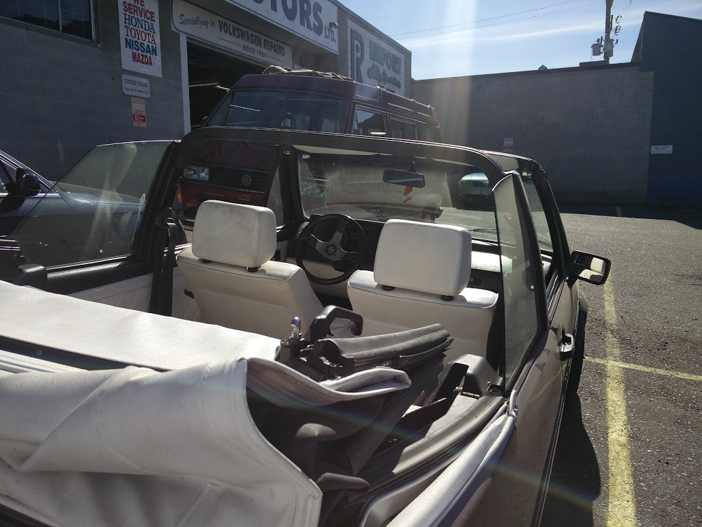 Rudy & Peter Motors Ltd | car repair | 225 E 2nd Ave, Vancouver, BC V5T 1B6, Canada | 6048790491 OR +1 604-879-0491