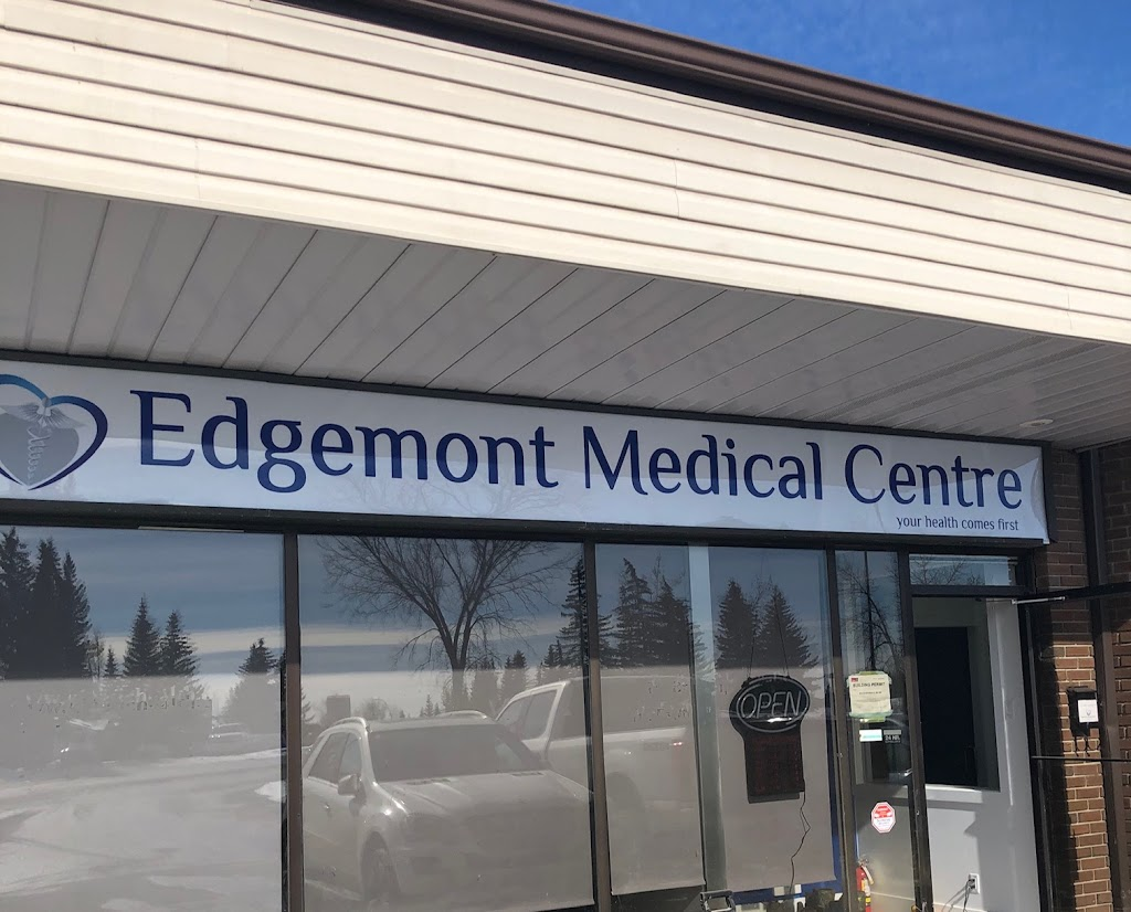 Edgemont Medical Centre | health | 34 Edgedale Dr NW Unit 10, Calgary, AB T3A 2R4, Canada | 5874344332 OR +1 587-434-4332