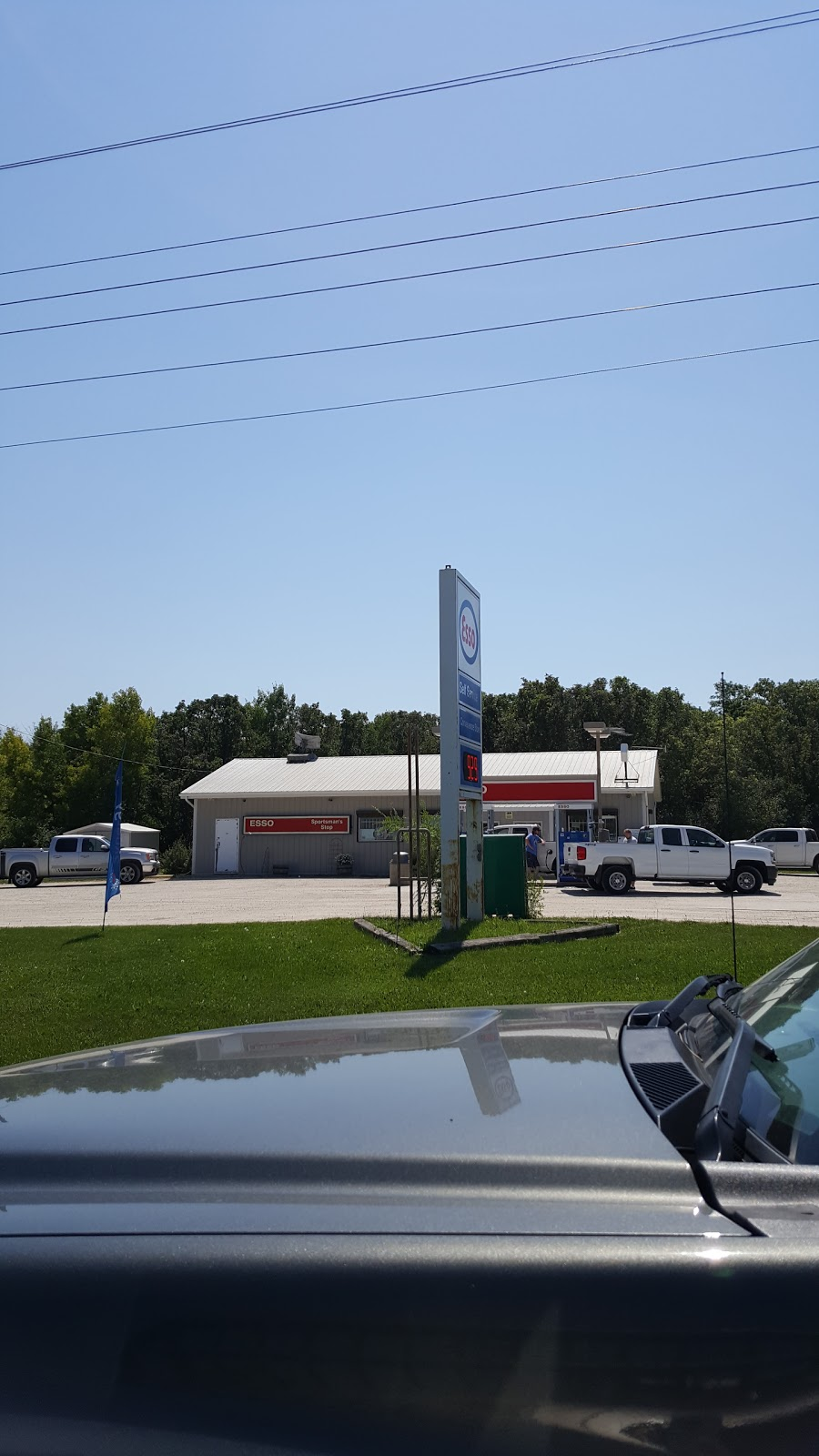 Esso | gas station | Provincial Trunk Hwy 44 & Junction Hwy 59, Seligi, MB R0E 0M0, Canada | 2047572850 OR +1 204-757-2850