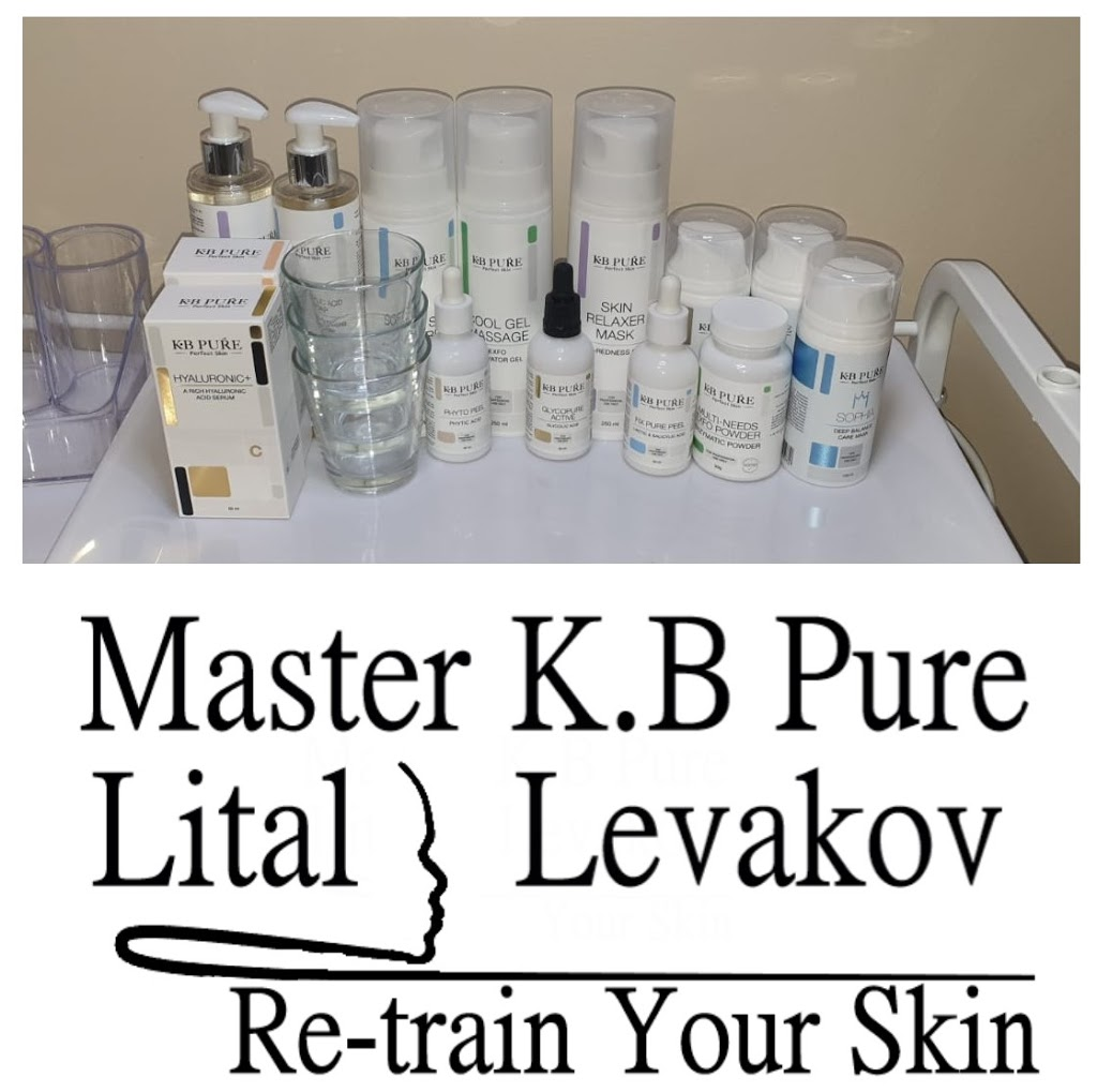 ‏‎Master K.B pure - Lital levakov‎‏ | spa | 85 N Park Rd, Thornhill, ON L4J 0H9, Canada | 6472904557 OR +1 647-290-4557