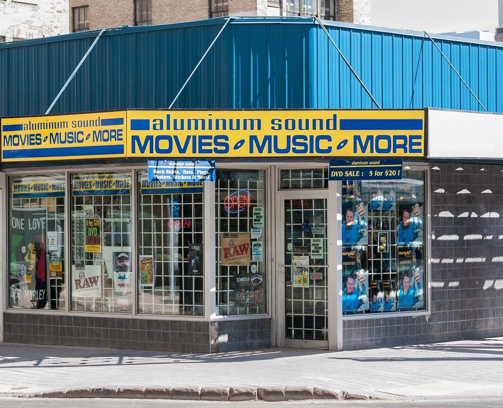 Aluminum Sound, Bongs & More | store | 251 Vaughan St, Winnipeg, MB R3C 1T8, Canada | 2049564340 OR +1 204-956-4340