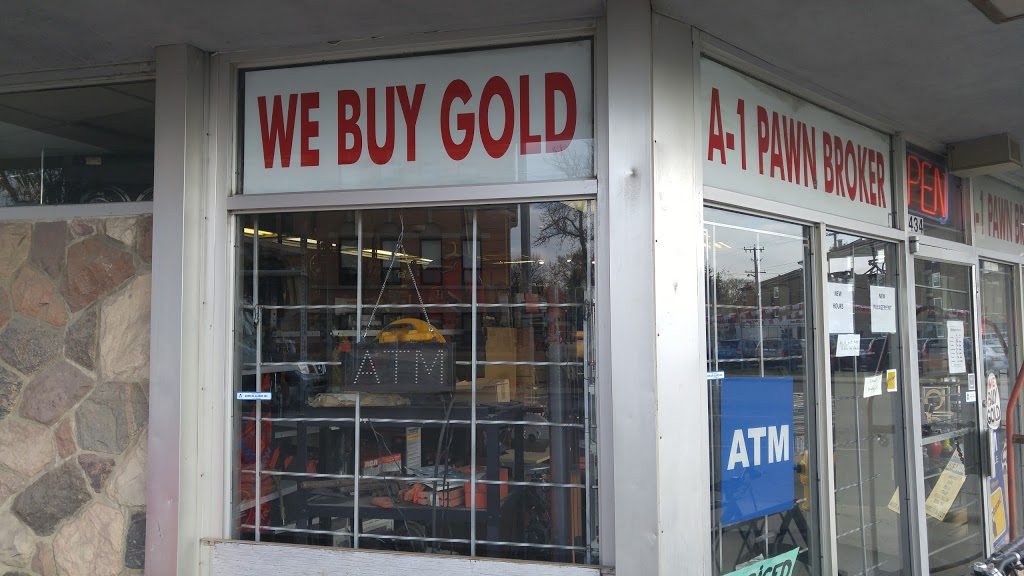 A 1 Pawn & Trading | jewelry store | 9434 111 Avenue Nw, Edmonton, AB T5G 0A4, Canada | 7804793604 OR +1 780-479-3604