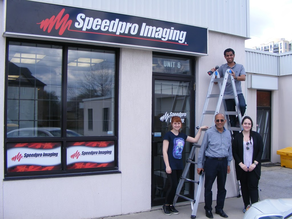 Speedpro Imaging Toronto | store | 46 Fieldway Rd, Etobicoke, ON M8Z 3L2, Canada | 6473482444 OR +1 647-348-2444