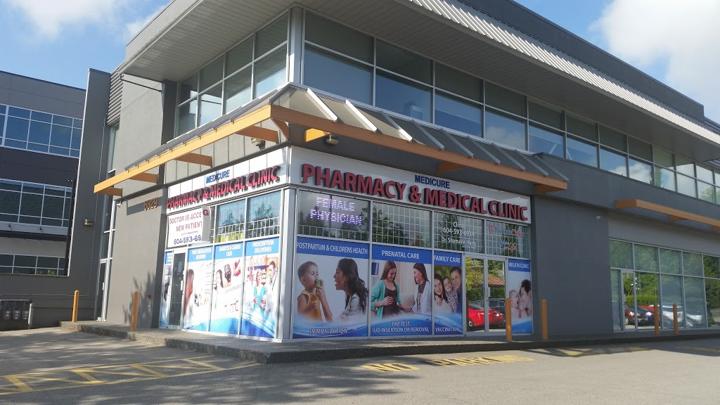 We Care Pharmacy and Medical Clinic | health | 100-6329 King George Blvd, Surrey, BC V3X 1G1, Canada | 6045936934 OR +1 604-593-6934
