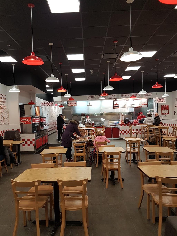 Five Guys | meal takeaway | 770 Gardiners Rd, Kingston, ON K7M 3X9, Canada | 6133848855 OR +1 613-384-8855
