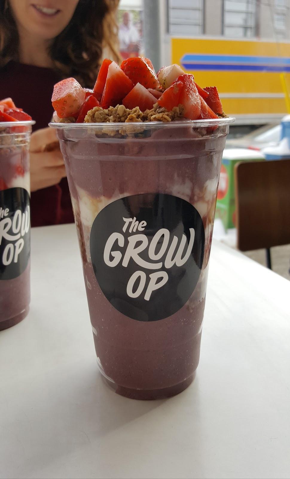 The Grow-Op Juice Bar & Eatery | cafe | 222 Ossington Ave, Toronto, ON M6J 2Z9, Canada | 4165329999 OR +1 416-532-9999