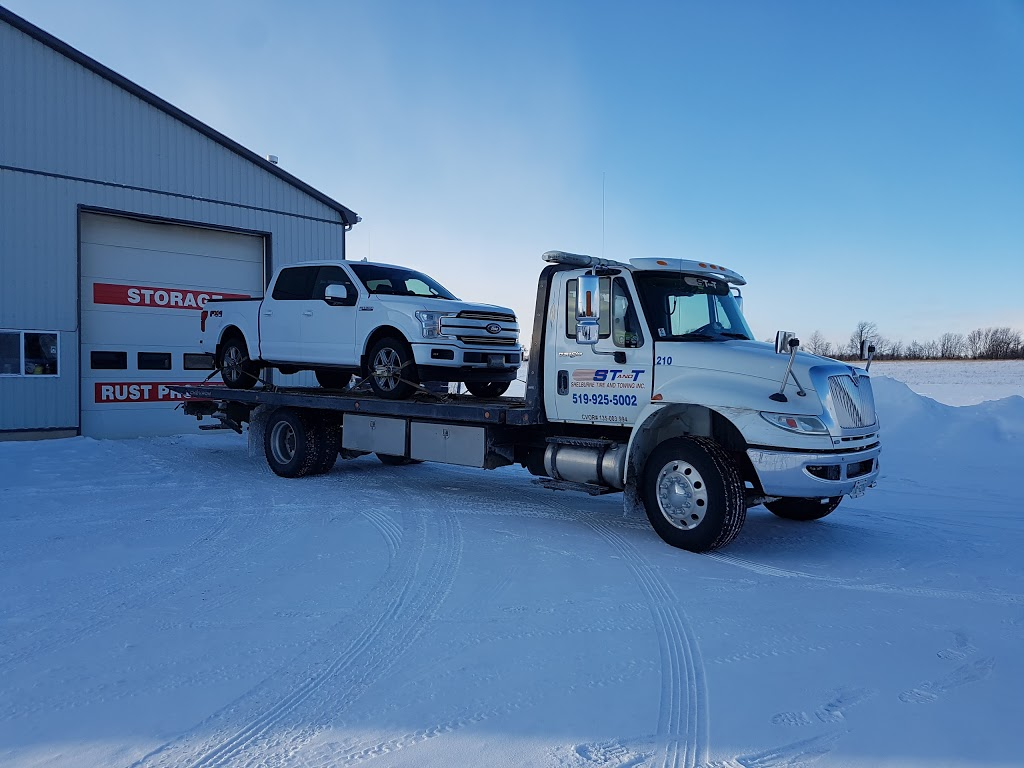 Shelburne Tire & Towing Inc   car repair   525401 Side Rd 5, Shelburne, ON L0N 1S6, Canada   5199252795 OR +1 519-925-2795