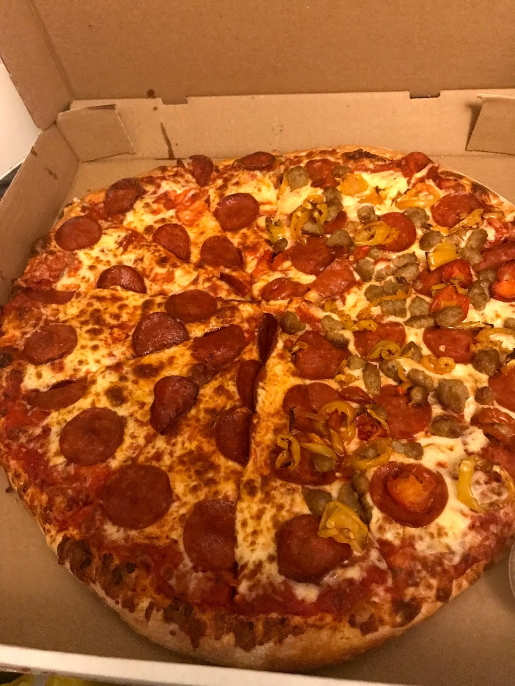Pizza Express 248 Stirling Ave S Kitchener On N2g 3m9 Canada