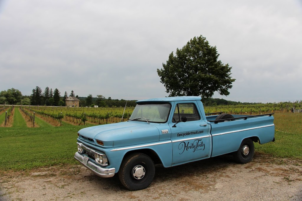 Hoity Toity Cellars | point of interest | 1723 ON-9, Mildmay, ON N0G 2J0, Canada | 5195071723 OR +1 519-507-1723