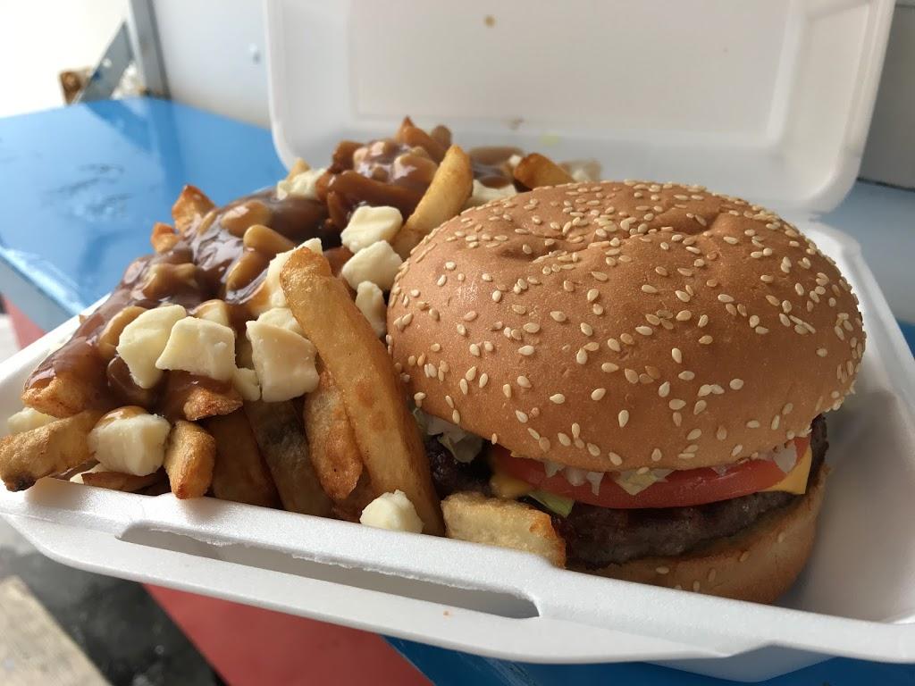 Jack's Chip Truck | restaurant | 418 Rideau St, Ottawa, ON K1N 5Z2, Canada