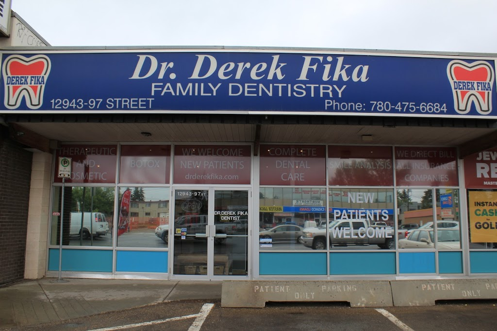 Dr. Derek Fika Family Dentistry | dentist | 12943 97 St NW, Edmonton, AB T5E 4C2, Canada | 7804756684 OR +1 780-475-6684