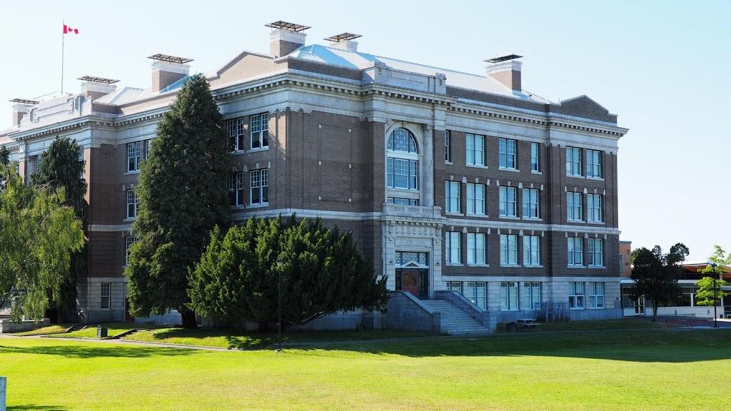 Victoria High School | school | 1260 Grant St, Victoria, BC V8T 1C2, Canada | 2503885456 OR +1 250-388-5456