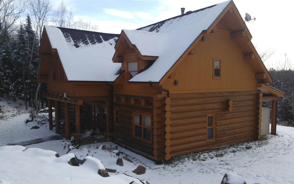 Chalet 17 Orignal   lodging   13 Chemin du Merle, Mille-Isles, QC J0R 1A0, Canada   5146999999 OR +1 514-699-9999