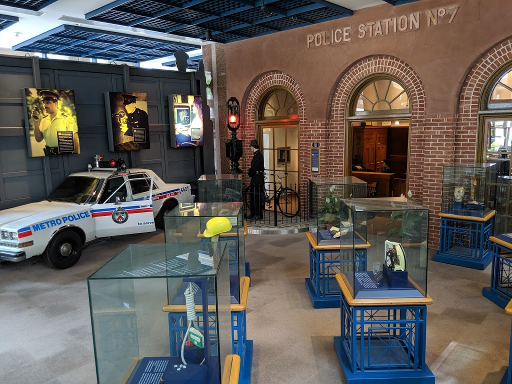 Toronto Police Museum and Discovery Centre | museum | 40 College St, Toronto, ON M5G 1K2, Canada | 4168087020 OR +1 416-808-7020