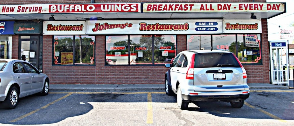 Johnnys Eatery | meal delivery | 280 Marland Ave, Oshawa, ON L1J 1X1, Canada | 9054331335 OR +1 905-433-1335
