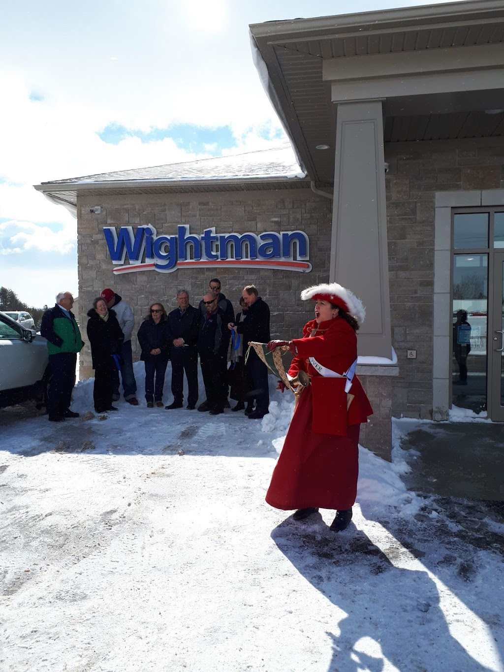 Wightman | store | 58 14th Ave, Hanover, ON N4N 3V9, Canada | 8884772177 OR +1 888-477-2177