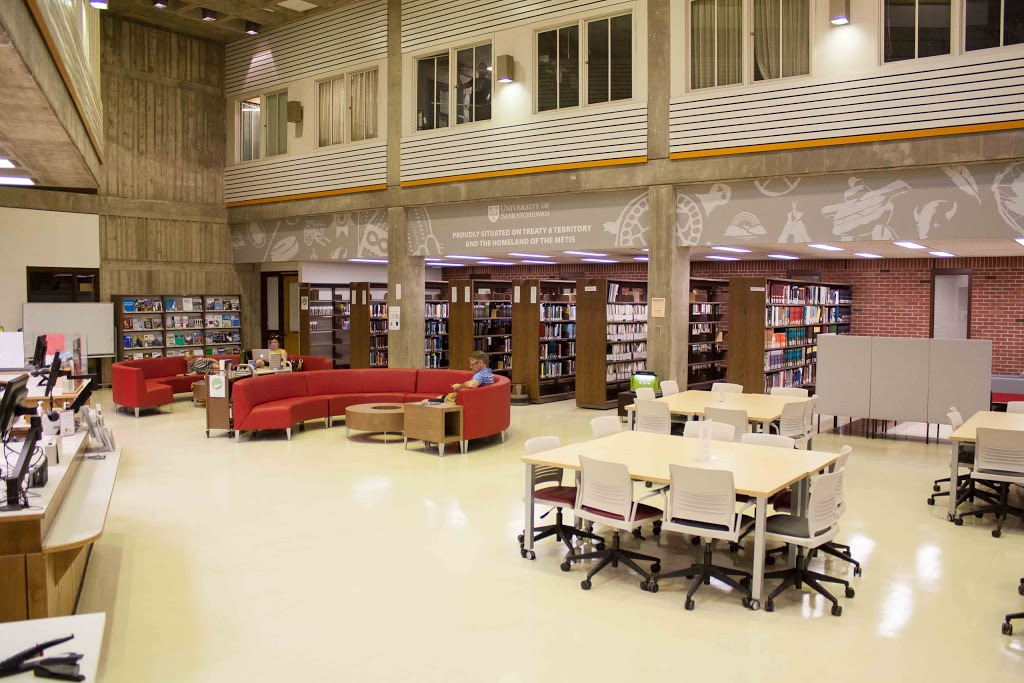 Engineering Library, University of Saskatchewan | library | 57 Campus Dr Room 1B08, Saskatoon, SK S7N 5A9, Canada | 3069665976 OR +1 306-966-5976