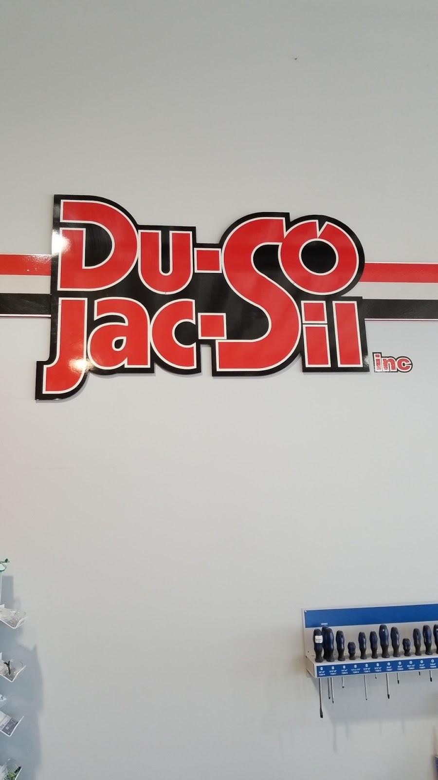 Du-So/Jac-Sil Inc   car repair   433 Boulevard Armand-Paris, Québec, QC G1C 7R3, Canada   4186615276 OR +1 418-661-5276