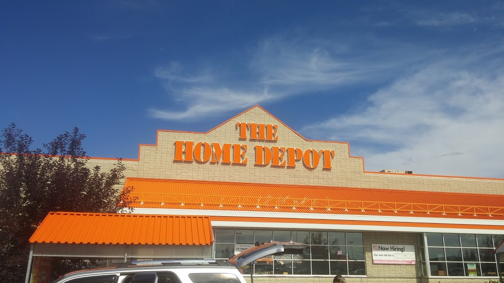 The Home Depot 13360 137 Ave Nw Edmonton Ab T5l 5c7 Canada