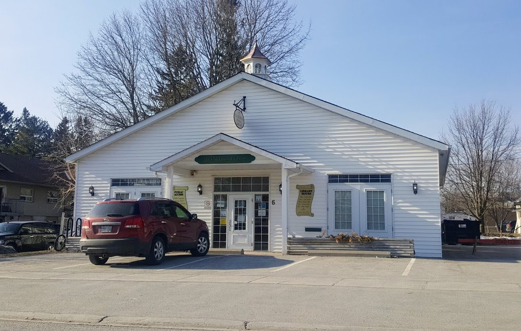 Cramahe Township Public Library | library | 6 King St W, Colborne, ON K0K 1S0, Canada | 9053553722 OR +1 905-355-3722