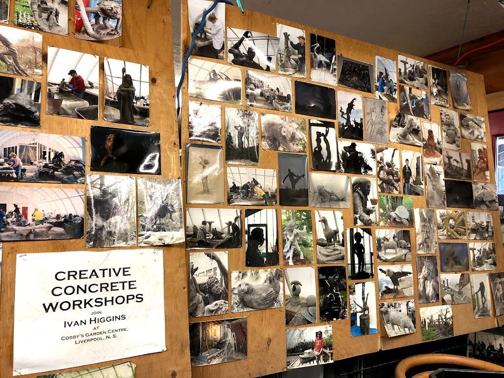 Concrete Creations (Cosbys Garden Centre) | art gallery | 4122 Sandy Cove Road, Nova Scotia Trunk 3, Brooklyn, NS B0J 1H0, Canada | 9023542133 OR +1 902-354-2133