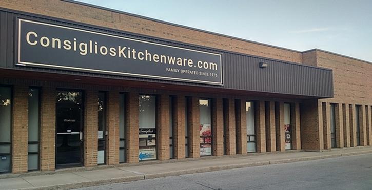 Consiglioskitchenware.com | furniture store | 41 Horner Ave #3B, Etobicoke, ON M8Z 4X4, Canada | 4166536622 OR +1 416-653-6622