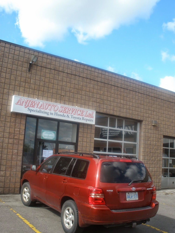 Anjen Auto Service - Car repair | 73 Beach Rd, Hamilton, ON L8L 3Z8