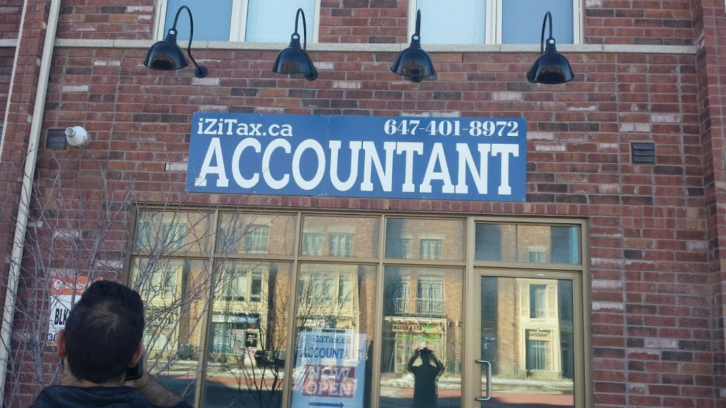iZi Tax and Accounting | point of interest | 2-150 Inspire Blvd, Brampton, ON L6R 3X7, Canada | 6474018972 OR +1 647-401-8972